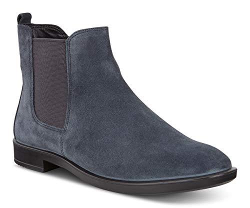 ECCO Damen Shape M 15 Chelsea Boots, Blau (Marine), 40 EU