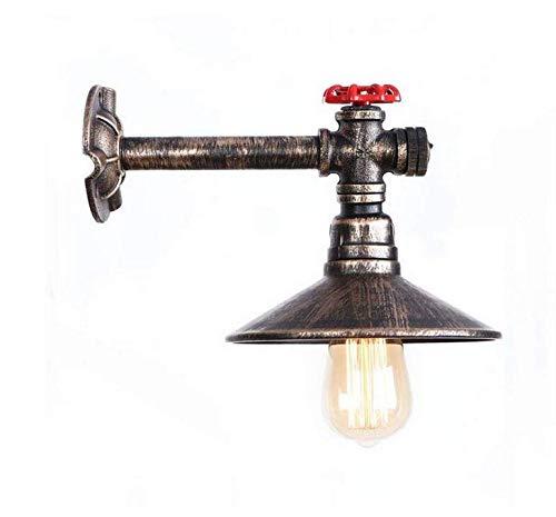 Chandelierindustrial Retro Sconce/Alve Lighting Fixtures/Short Steampunk/Pasillos Pasillos Mesas de noche interiores Pasillo Lámparas de iluminación