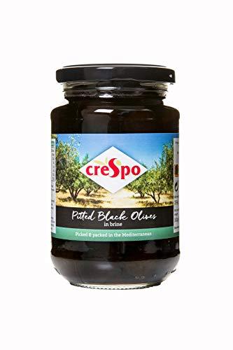 クレスポ ブラックオリーブ 種抜き 160g