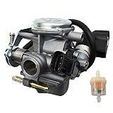 Carburetor Carb for Honda Metropolitan 50 CHF50 CHF50S Carb ASSEMBLY 2006-2009