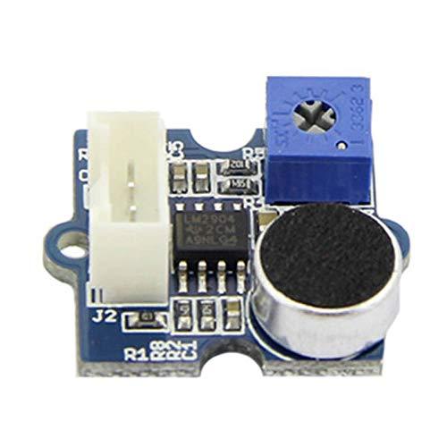 YAZHI-MILA Water flow sensor Microphone Noise Sensor Module Sound Sensor Sound Detection Module Sensor wind speed