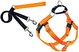 2 Hounds Design Freedom No Pull Dog Harness with Leash, Adjustable Gentle Comfortable Control for Easy Dog Walking, for Sm...