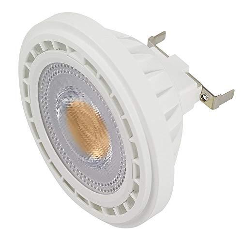 MENGS G53 AR111 LED Strahler COB 12W LED Leuchtmittel Ersatz für 95W Halogenlampen Neutralweiß 4000K AC 85-265V