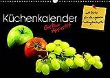 Küchenkalender Guten Appetit (Wandkalender 2022 DIN A3 quer)
