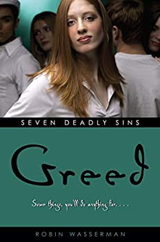Greed 1416907203 Book Cover