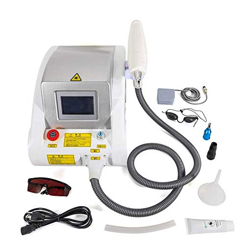 110/220V Tattoo,Eyebrow Hair Removal Machine,Q Switch ND YAG Eyebrow Tattoo Machine Whitening...