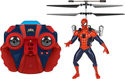 Product Image of the Marvel 2CH Spider-Man Marvel IR Helicopter