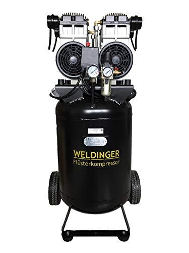 WELDINGER Flüsterkompressor FK 320 pro up 2200 W 320l/min ölfrei - 2