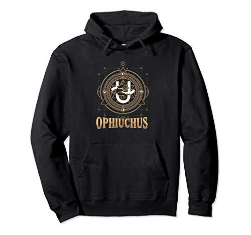 13.Sternzeichen Schlangenträger Tierkreis Ophiuchus Geschenk Pullover Hoodie