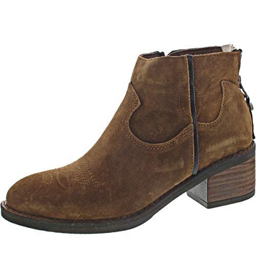 Alpe Woman Shoes Damen Stiefeletten Stiefel 4392.11.01 braun 739667