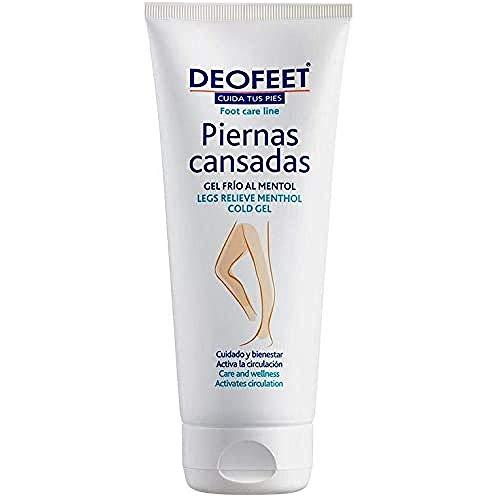 Deofeet Crema per Gambe Stanche - 200 ml
