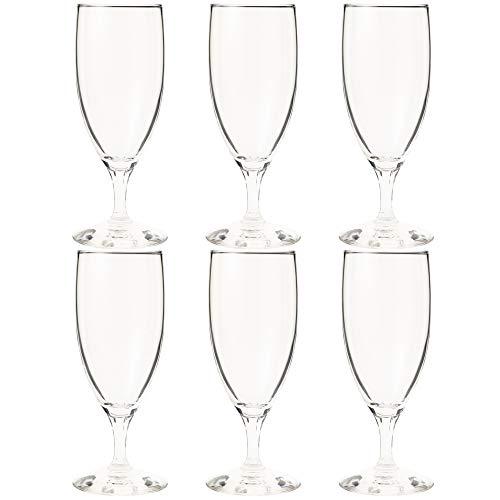 東洋佐々木ガラス ジュースグラス 235ml ニューシュプール 日本製 食洗機対応 32050 6個セット