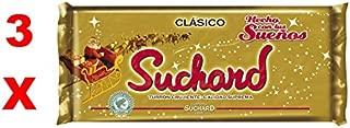Suchard Turron Chocolate Clásico 3x 260gr