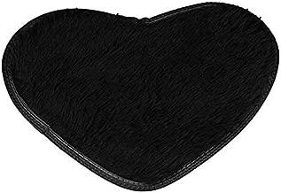4028cm Non-Slip Bath Mats Carpet Bedroom Round Kitchen Bathroom Rug Kids Carpet Bedroom alfombra dormitorio #SS,Black,United States,40CMx28CM