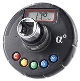 Proto J6280TA250 1/2' Drive Digital Torque & Angle Adapter,12.5-250.7-FT LB