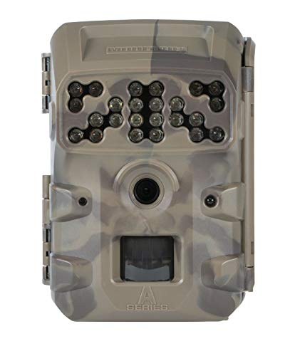 Moultrie A700i Invisible Flash Trail Camera (2019) | A-Series | MOU Mobile Compatible, Smoke Screen