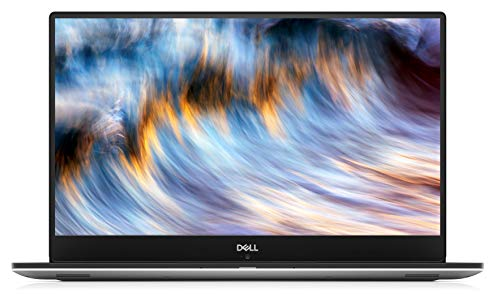 Dell XPS 15 15.6 Inch FHD Thin and Light InfinityEdge Display Laptop (Silver) Intel Core i7-8750H, 16 GB RAM, 512 GB SSD, Nvidia GTX 1050Ti 4 GB, Windows 10 Home