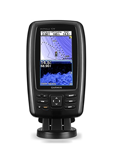 Garmin Echomap Chirp 43Cv with transducer, 010-01796-01