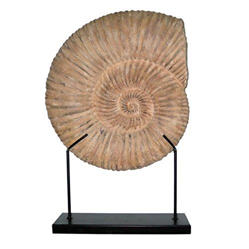 Better & Best decoratieartikelen, groot, met rechthoekige basis en dubbele houder, hars en metaal, mollen, 42 x 12 x 63 cm