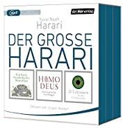 Der grosse Harari: Eine kurze Geschichte der Menschheit - Homo Deus - 21 Lektionen fuer das 21. Jahrhundert