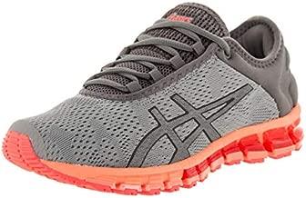 ASICS Women's Gel-Quantum 180 3 Running Shoes, 8.5M, Stone Grey/Carbon