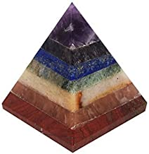 Jet Chakra Bonded Pyramid Free Booklet Jet International Crystal Therapy. Gemstone Healing Vastu Reiki Chakra Balancing Pyramid Good Luck Massage Pouch Prosperity Divine Image is JUST A Reference