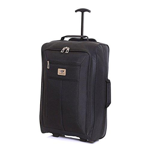 Slimbridge Almagro bagaglio leggero a mano, Nero