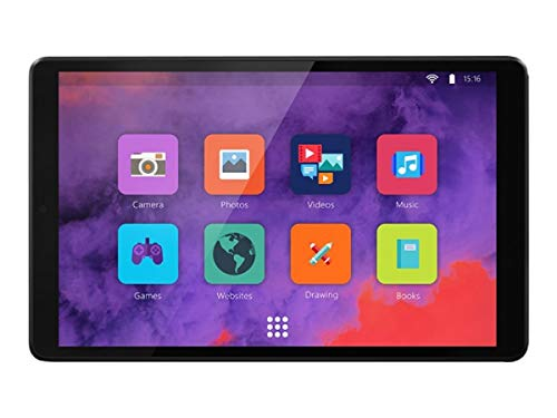 Lenovo Tab M8 HD (2. Gen) LTE/4G, WiFi 32GB Iron Gray Android-Tablet 20.3cm (8 Zoll) 2.0GHz MediaTek