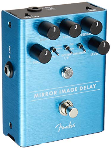 Fender 023-4535-000 Mirror Image Delay Pedal