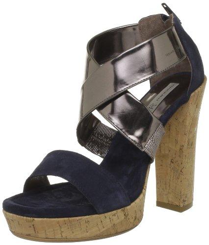 Tosca Blu Shoes Damen Ss1310S181 Sandalen, blau, 40 EU