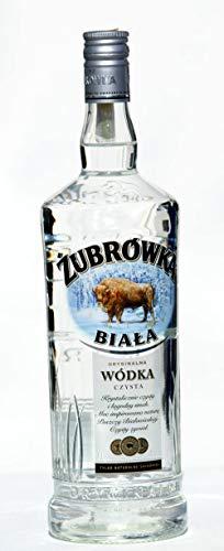 Zubrowka BIALA The Original Vodka 40% - 1000ml