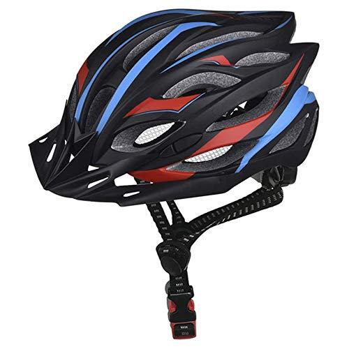 HnF Casque Professionnel Ultra-léger Casque de vélo Eps + pc Casque intégralement moulé Casque de vélo vélo, pour Hommes Femmes