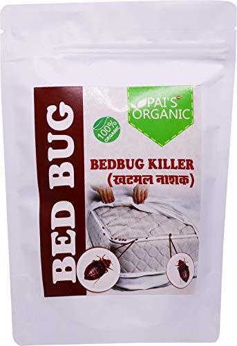 Pai's Organic Bed Bug Killer - Organic Formula to Kill Bed Bugs - 1 Kg