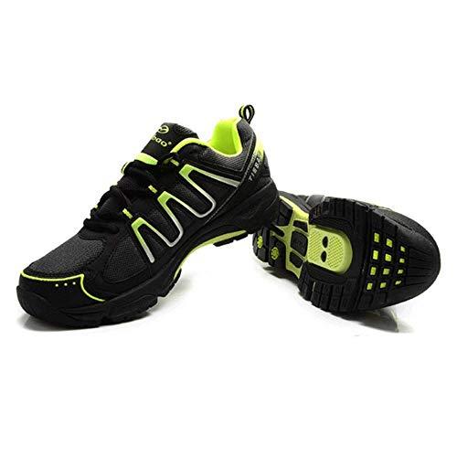HaoLin Zapatillas De Ciclismo Hombres Zapatillas De Deporte Zapatillas De Deporte Profesionales...