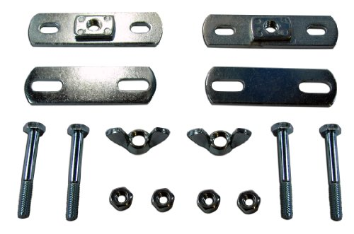 All Rite Products EBF2 Flat Mount for Pack Rack
