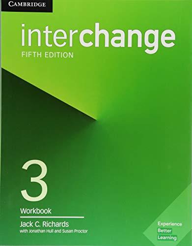 Interchange 3 - Workbook - 05 Edition
