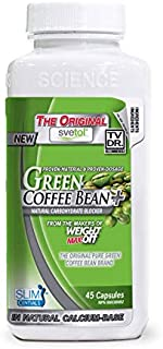 Svetol Green Coffee Bean Extract 45 x 200mg Capsules