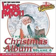 The Ultimate Christmas Album, Vol. 4: WCBS FM 101.1 by Wcbs FM101.1 New York (1998-09-22)