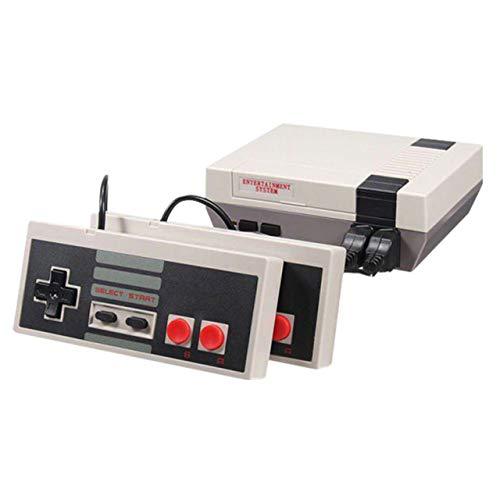 Seniorshop-MX Mini TV Game Console 8 Juegos 620 incorporados bit Videojuego Retro Consola de Juegos Mejor…