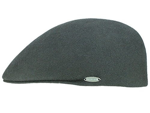Mayser Homme Casquette plate Taxi gris