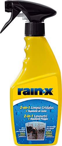 Rain-x 2 en 1 limpiacristales y tratamiento anti-lluvia - 500ml