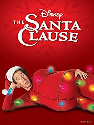 The Santa Clause one of the best Christmas Disney Movies on Amazon