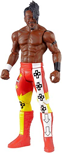 WWE Kofi Kingston Action Figure