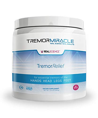 Real Science Tremor MiracleTM (revolutionäres Tremor Relief Supplement)