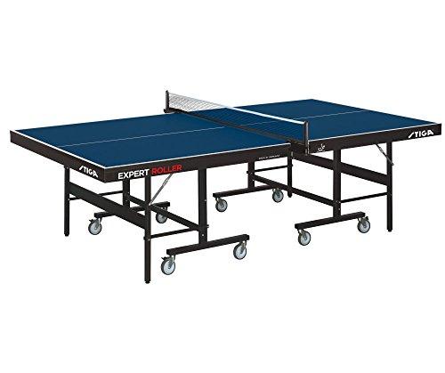 STIGA ITTF Tischtennisplatte Expert Roller Indoor ohne Netz