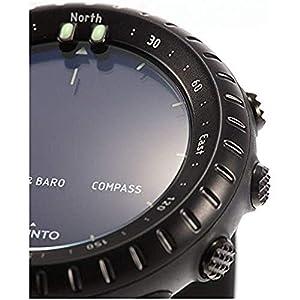 Suunto Core All - Reloj de exterior para todas las altitudes, sumergible (30 m), con altímetro y barómetro, esfera de composite, color negro profundo