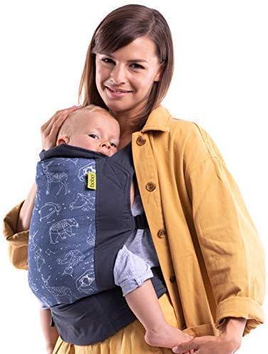 Boba Porte-bébé Classic 4GS - Constellation - Sac à dos ou sac avant pour les nouveaux-nés de 3 kilos et les enfants ...