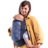 Product Image of the Boba Baby Carrier Classic 4Gs - Constellation - Backpack or Front Pack Baby...