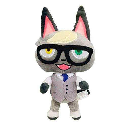 Animal Crossing Plush Doll,8-Inch Soft Plush Animal Character Series Doll, Cute Children