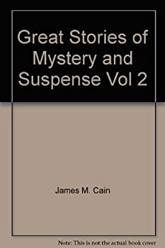 Great Stories of Mystery and Suspense Vol 2 0895771357 Book Cover